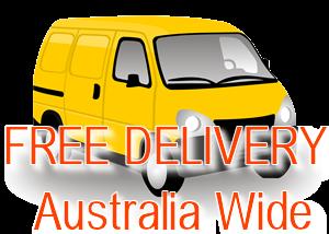 FREE delivery - Australia wide